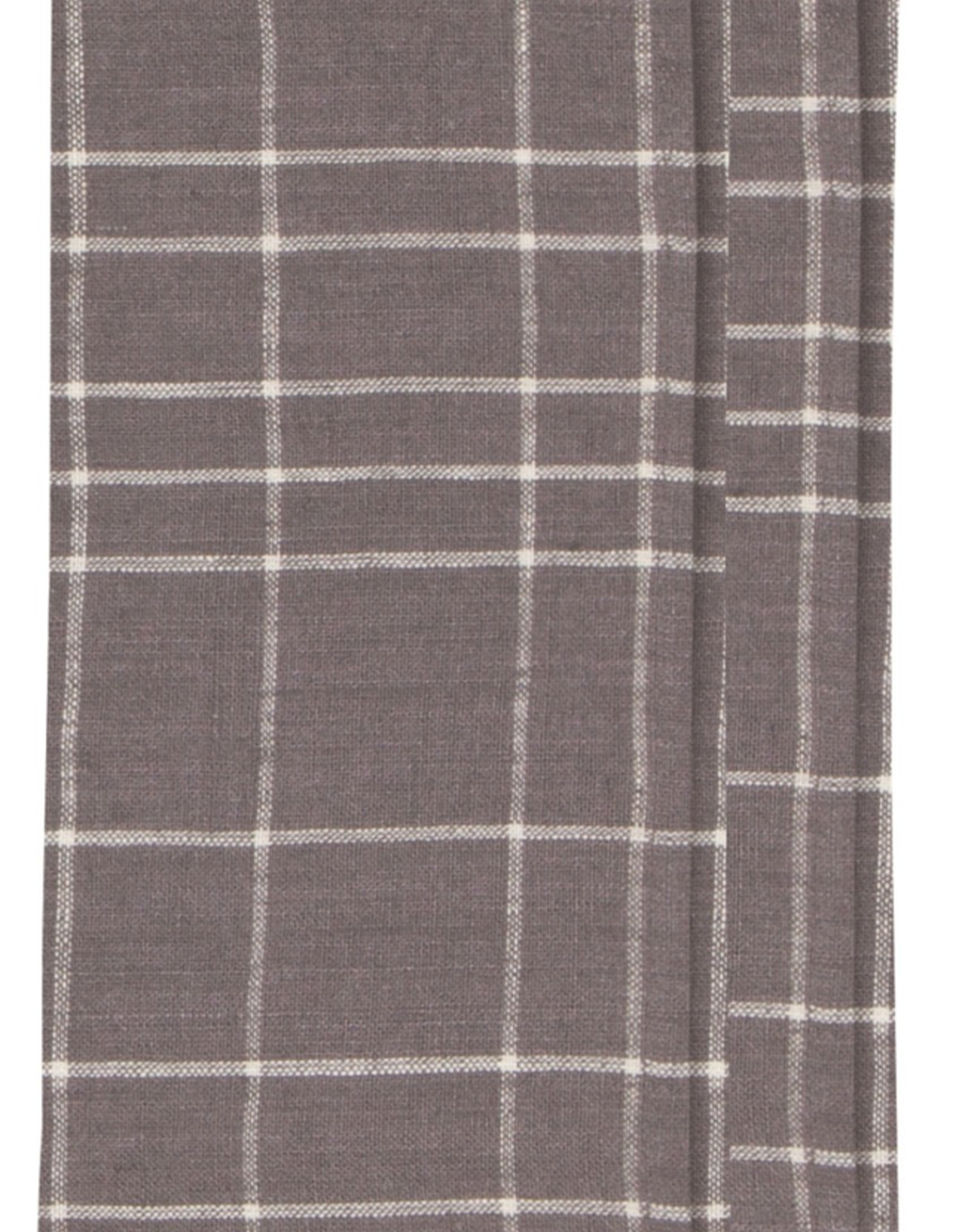 Denman Grid Napkin-Set 2