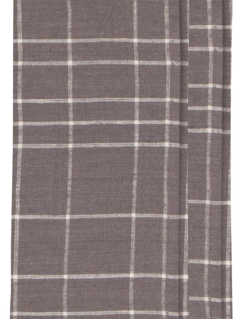 Denman Grid Napkin-Set 2