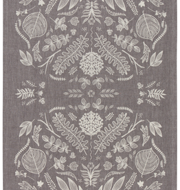 Laurel Tea Towel-Chambray