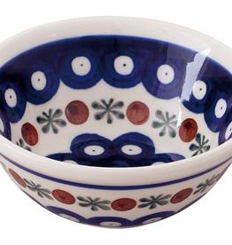 Ceramic Shaving Soap Bowl-Dark Pattern