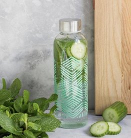 Sustain Water Bottle-Mint