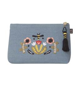 Frida Cosmetic Bag-Small