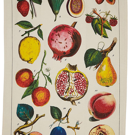 Cavallini Papers-Fruit Tea Towel