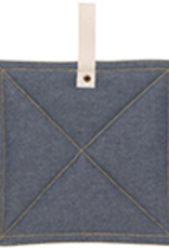 Sawyer Potholder-Blue Denim