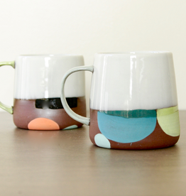 Juliana Rempel Ceramics Along These Lines Mug