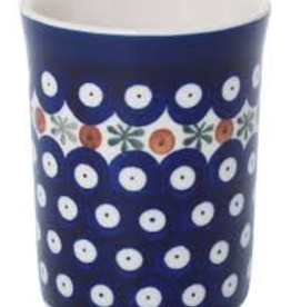 Ceramic Beaker-Dark Pattern