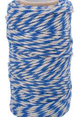 Flax Yarn-Blue