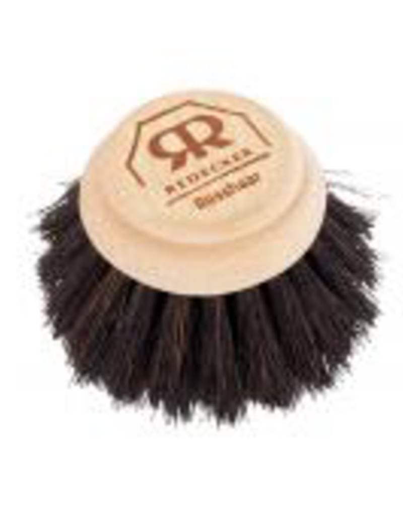 Dish Brush-Replacement Head-Black