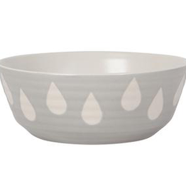 Imprint Bowl-Gray