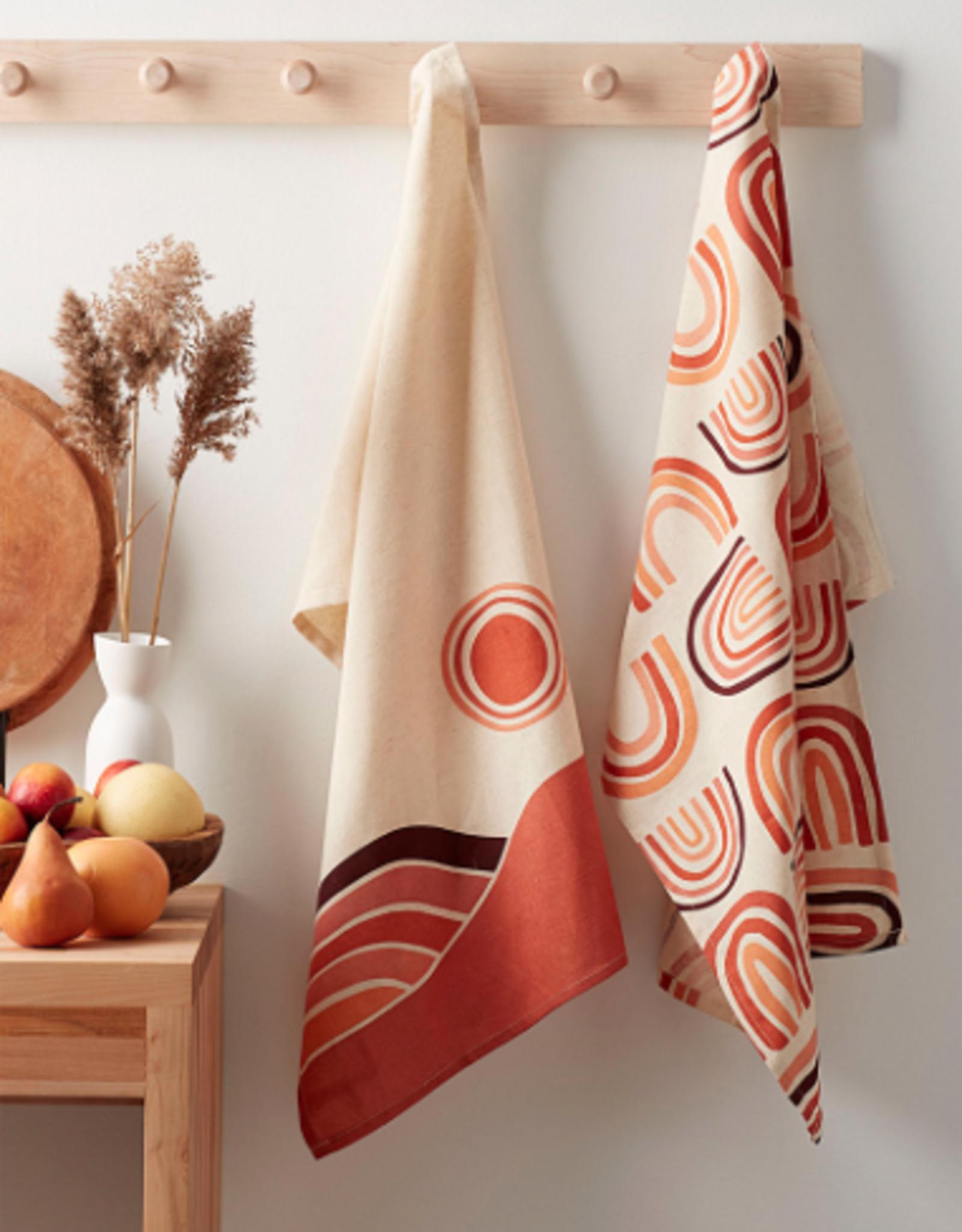 Solstice Tea Towel-Set 2