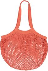 Le Marche Shopping Bag-Coral