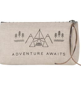 Adventure Awaits Pencil Bag