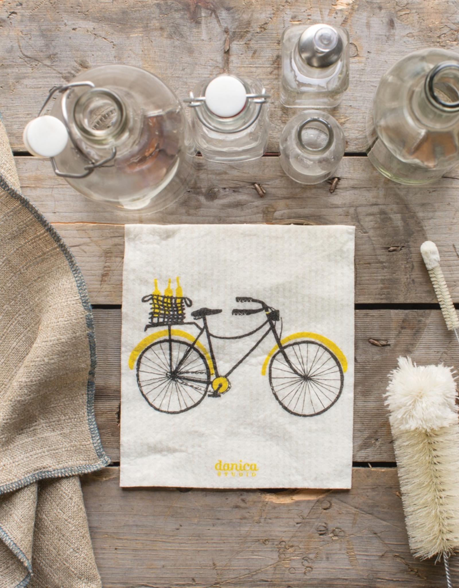 Bicicletta Swedish Dishcloth
