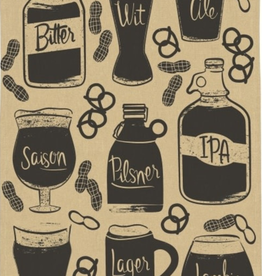 Chambray Craft Brew Tea Towel