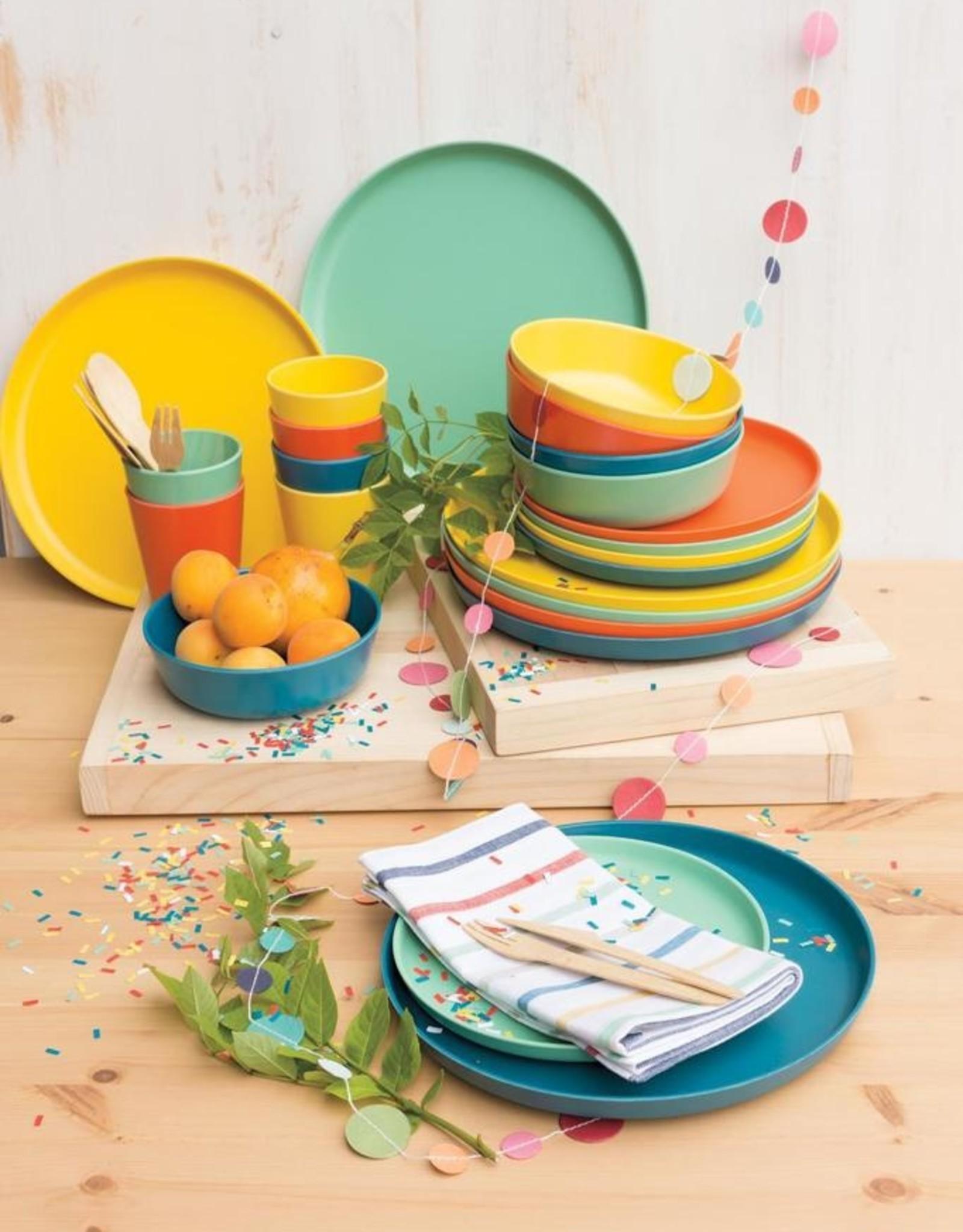 Ecologie Dinner Plate-Fiesta Set 4