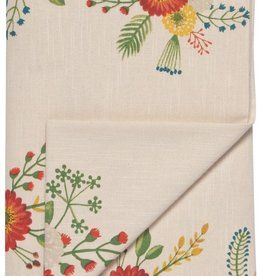 Goldenbloom Tablecloth 100% Cotton - 60x90