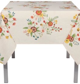 Goldenbloom Tablecloth 100% Cotton - 60x120