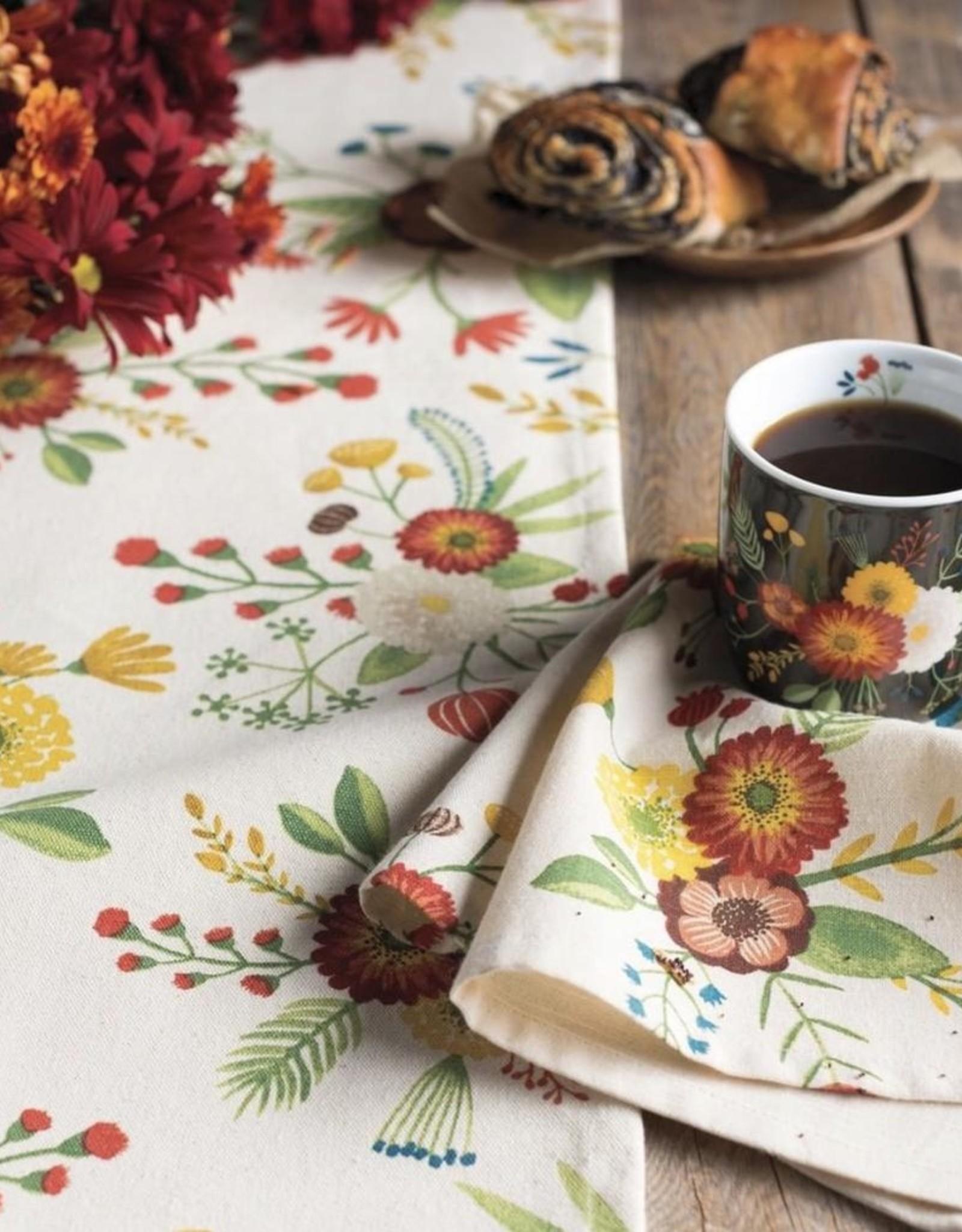 Goldenbloom Tablecloth 100% Cotton - 60x120