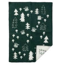 Mushroom Blanket-Small Green