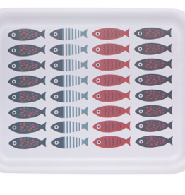 Little Fish Tray-Rectangle