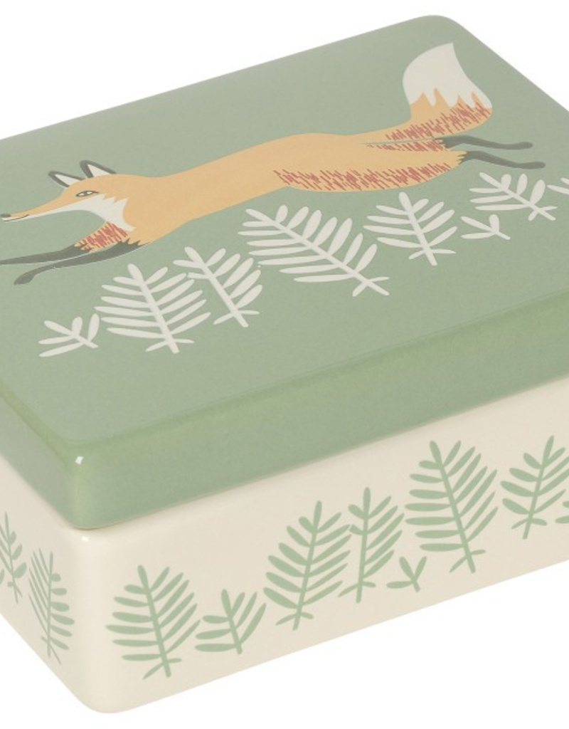 Hill And Dale Jewelry Box