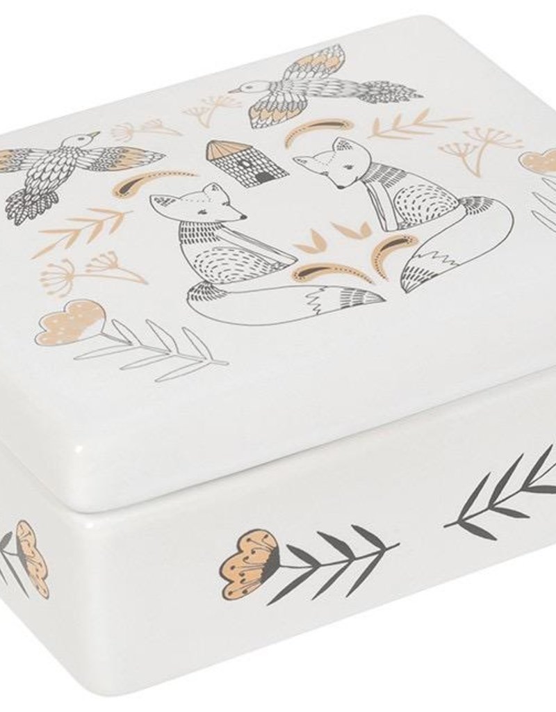 Wild Tale Jewelry Box