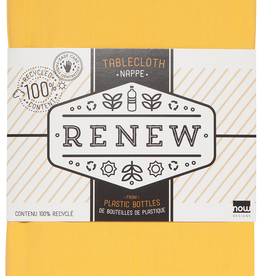 Renew Tablecloth-Honey 60x90