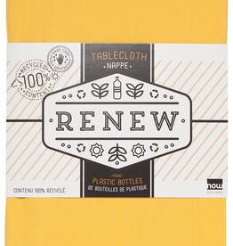 Renew Tablecloth-Honey 60x120