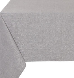 Luster Silver Tablecloth 60x60