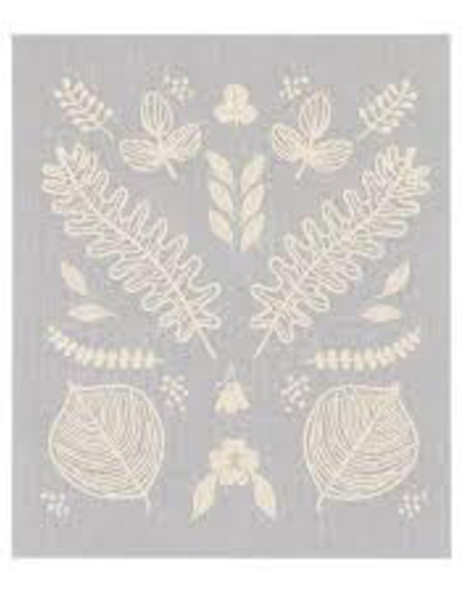 Laurel Swedish Dishcloth