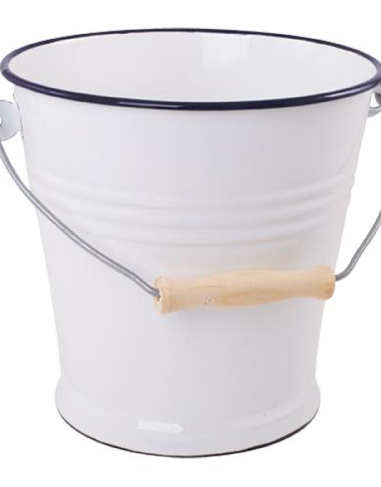 Enamel Bucket