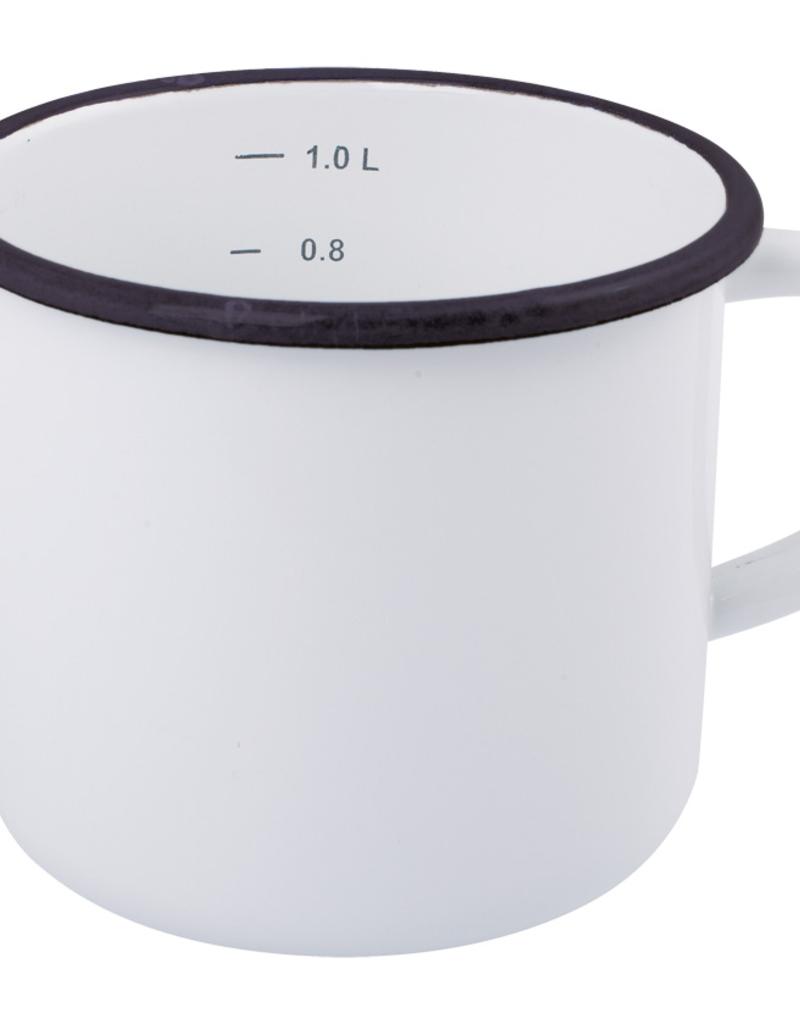 Enamel Measuring Cup