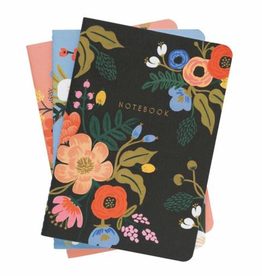 Rifle Paper Floral Notebook Set 3
