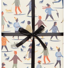 Gift Wrap - People Person