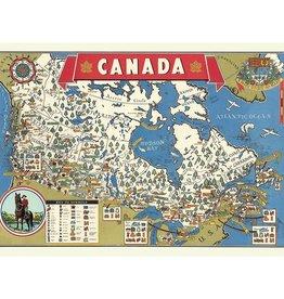 Poster Wrap Sheet - Canada