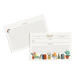 Recipe Cards - Pack 12