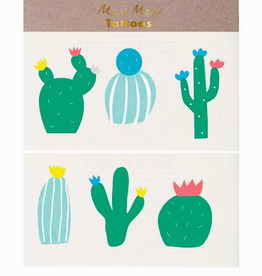 Cactus Tattoos