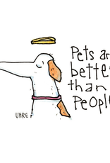 Pets Are Better Than People