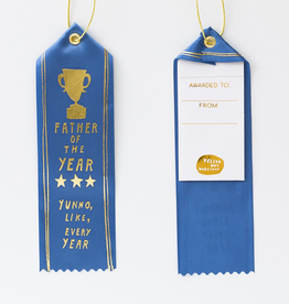 Father Of The Year Ribbon
