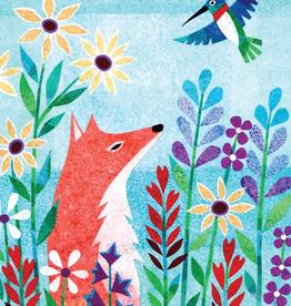 Fox & Hummingbird