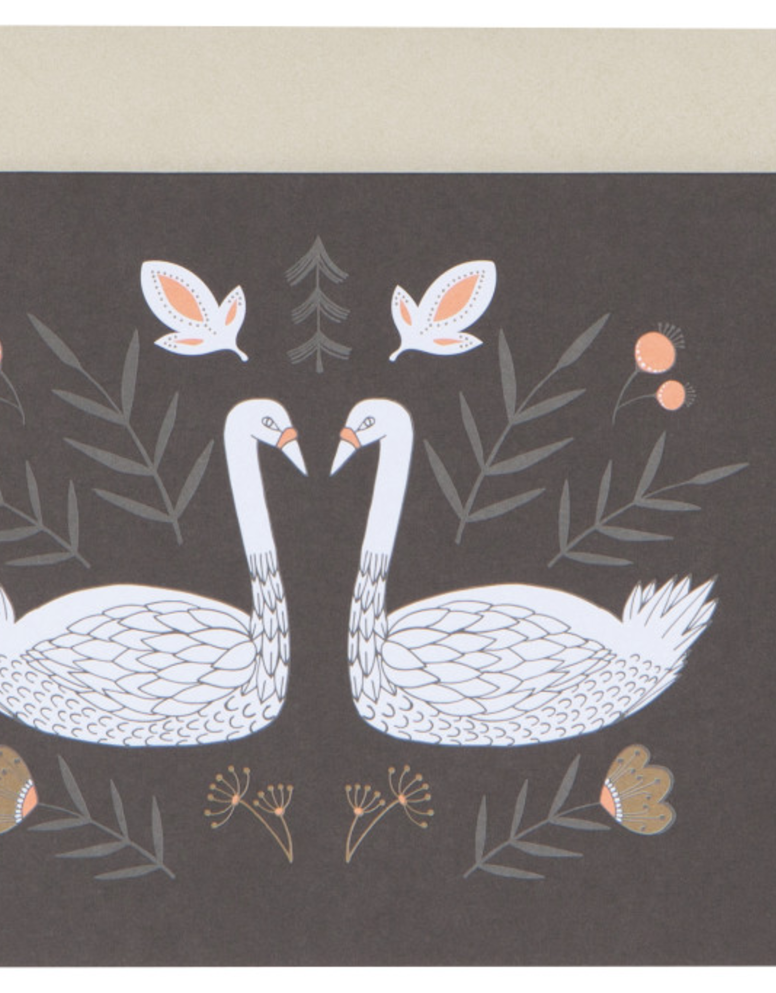 Wild Tale Greeting Card