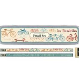 Vintage Bicycles Pencils