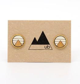 Brass Mountain Studs