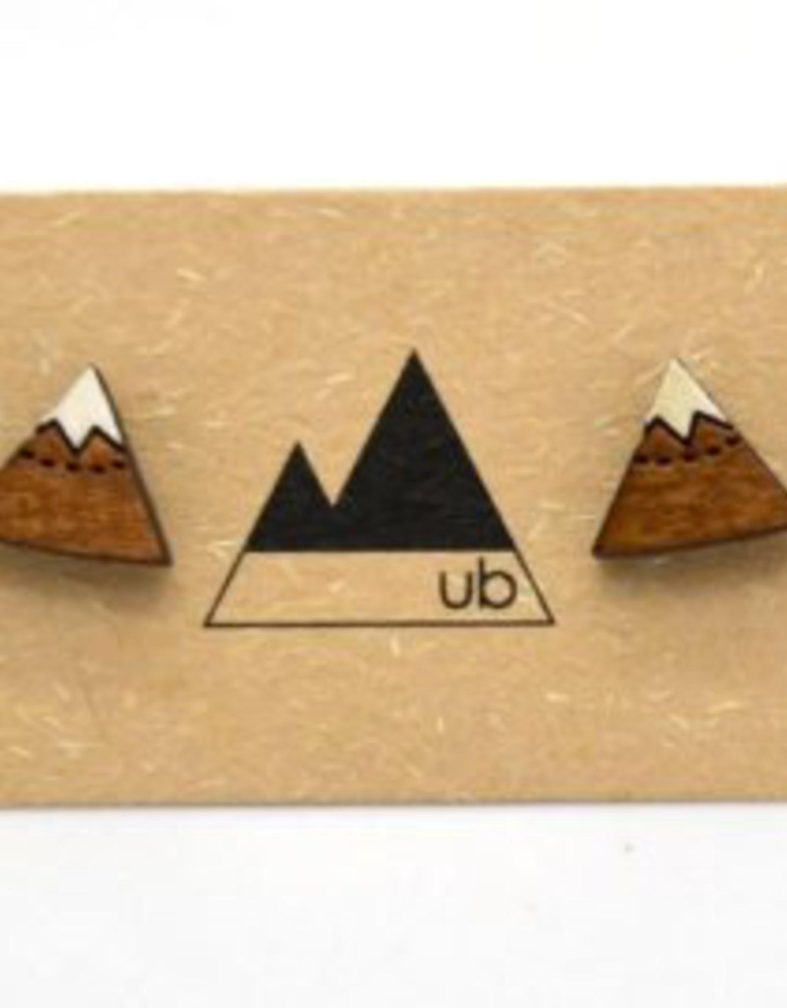 Mountain Studs Wood