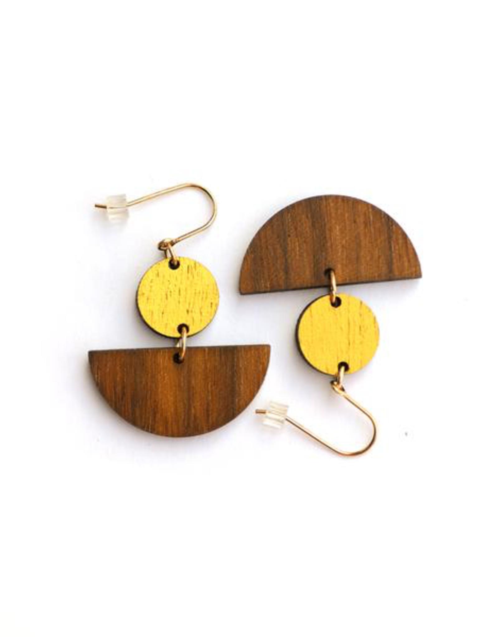 Lele Earrings Gold