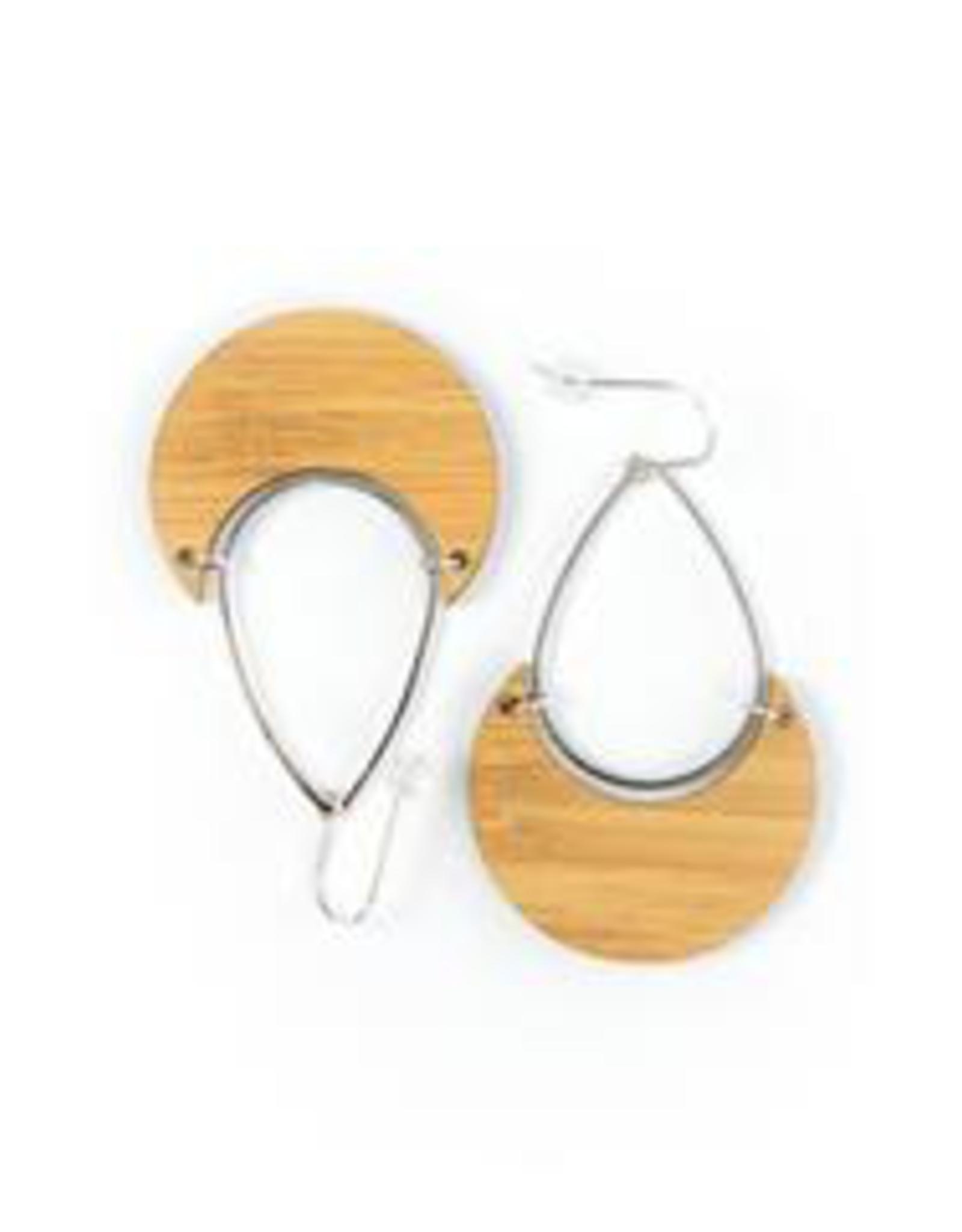 Bamboo Makai Earrings