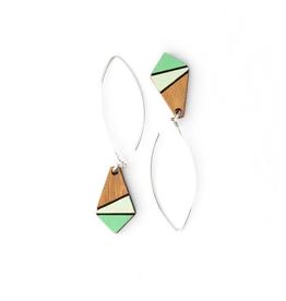 Bambu Huli Earrings