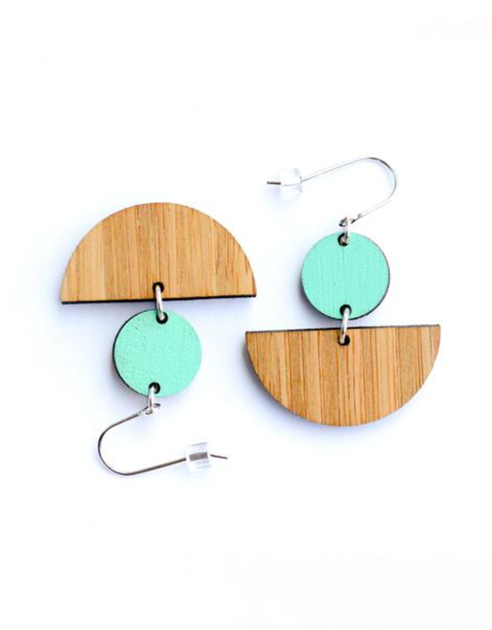 Bamboo Lele Earrings