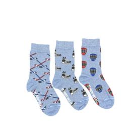 Hockey Kids Socks-Age 2-4