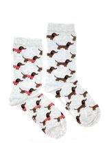 Dog + Sweater Socks